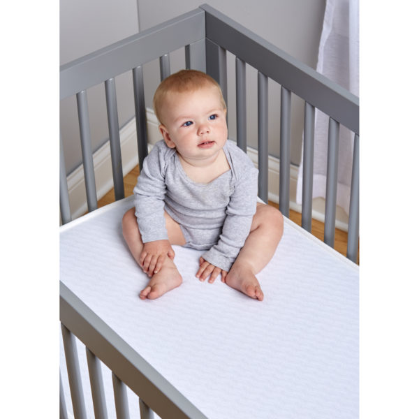 Eco Core 200 1-Stage Reversible Crib Mattress